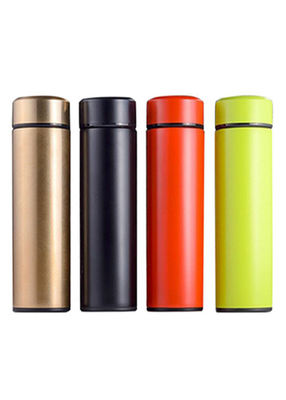 Double Layer Stainless Steel Thermal Flask Drinking Coffee Cup Sus 304 500ml