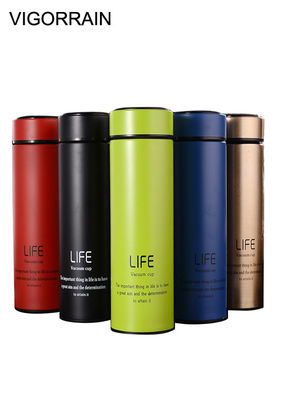 China Food Grade Stainless Steel Vacuum Flask Metal Coffee Flask Eco Friendly factory