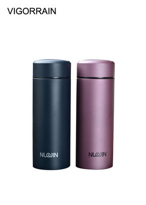 China Business Straight Stainless Steel Vacuum Flask 350ml 430ml 6-12 Hours Insulation factory