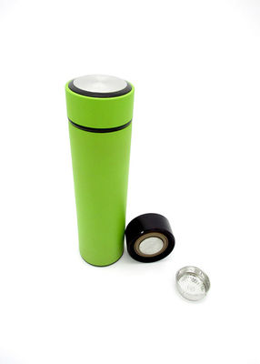 Portable Stainless Steel Vacuum Flask Simple Design ROHS Certification